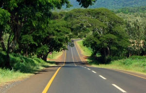transport and maps to Ngorongoro
