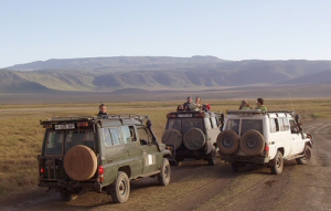 safari travel agents in Tanzania
