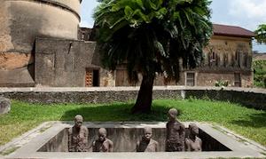 Slave-market-memorial
