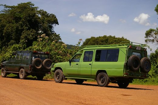 how to get to ngorongoro